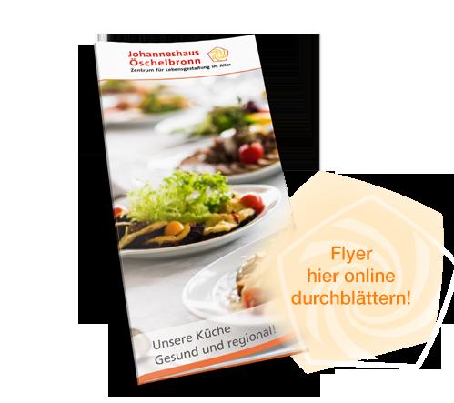 Johanneshaus Öschelbronn Teaser Küche