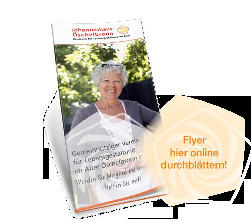 Johanneshaus Öschelbronn Teaser Verein für Lebensgestaltung im Alter