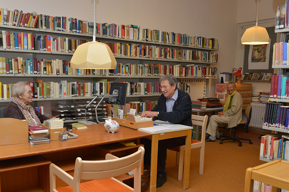 Johanneshaus Öschelbronn Bilder Bibliothek