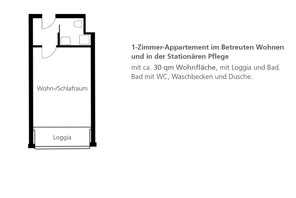 Johanneshaus Öschelbronn Appartements