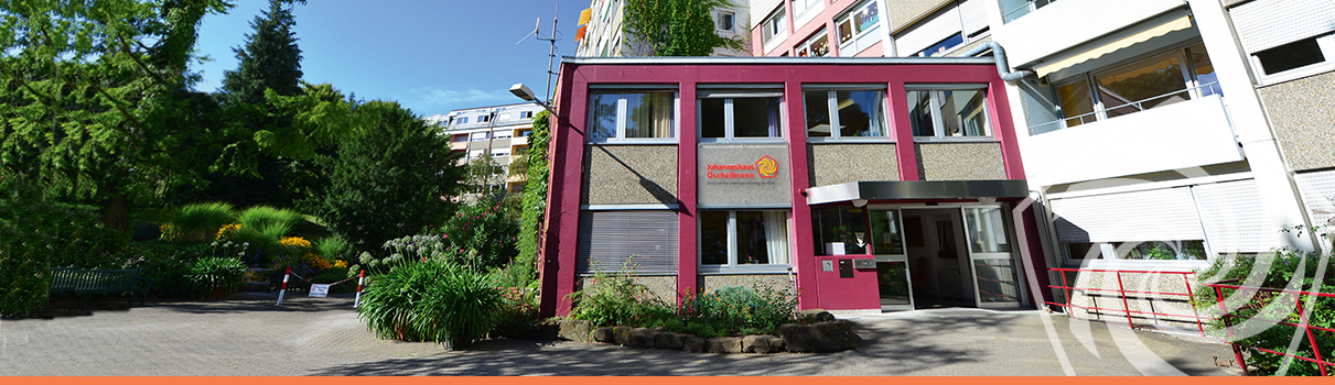 Johanneshaus Öschelbronn Header Unser Haus