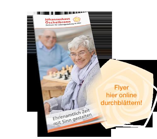 Johanneshaus Öschelbronn Teaser Ehrenamt