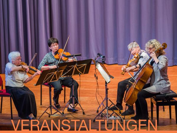Johanneshaus Öschelbronn Teaser Veranstaltung
