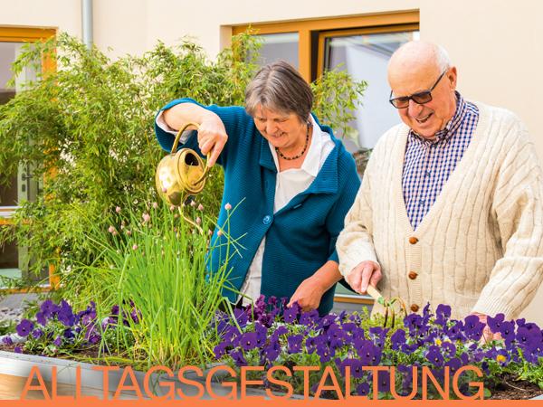 Johanneshaus Öschelbronn Teaser Alltagsgestaltung