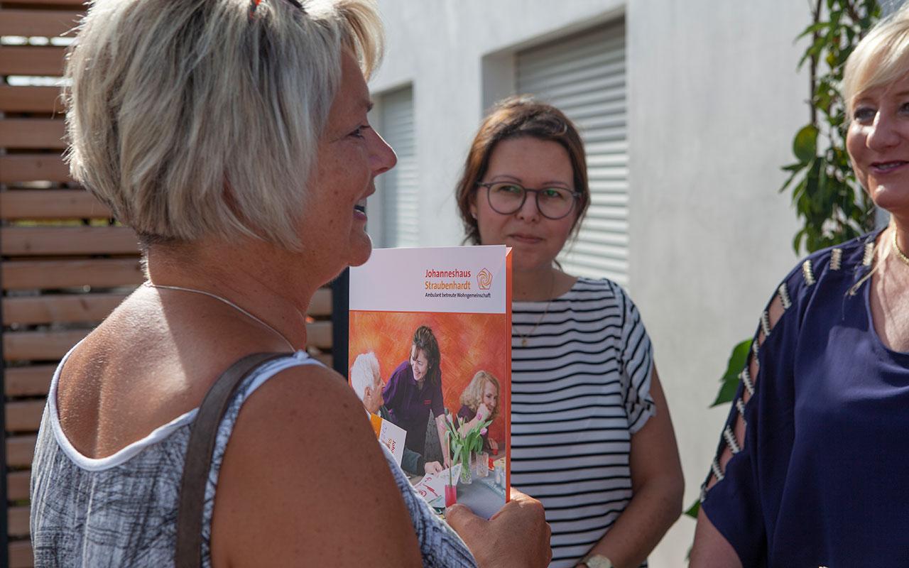Ambulant betreute Wohngemeinschaft Johanneshaus Straubenhardt